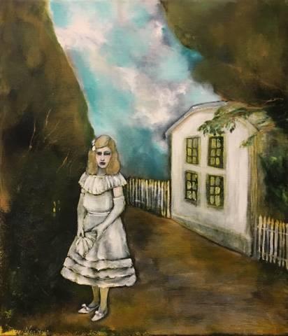 Bilde av Childhood memories av Therese nortvedt