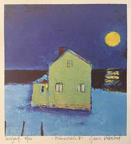 Bilde av Månestråle II av Gunn Vottestad