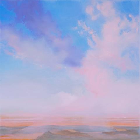 Bilde av Cloudscape av Ingeborg Stana