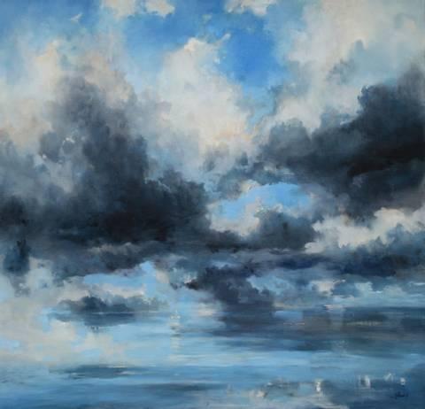 Bilde av Krefter i himmelrom av Hilde Grønstad Sunde