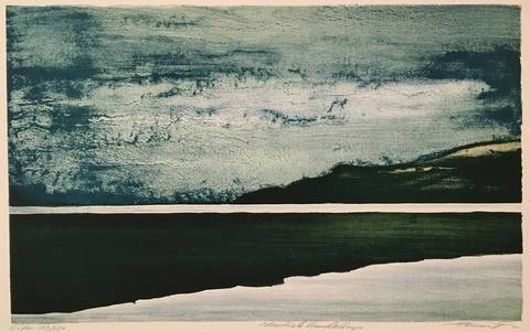 Bilde av Nordisk landskap av Jøran Flo