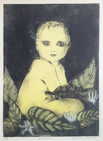 Bilde av Barnet II av Therese Nortvedt